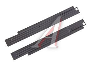 Накладка порога ВАЗ-2109 задняя правая/левая комплект 2109-5109078/79, 2109-5109078