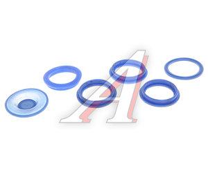 Уплотнитель ЗМЗ-405,409 колодца свечного комплект с диафрагмой и прокладкой ЕВРО-3 силикон синий БАД 40624-1007248/1004092/1009159, 40624-1004092/1004092/1009159, 40624.1007248