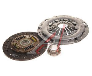 Сцепление CHEVROLET Aveo,Rezzo (1.4/1.6) комплект (215мм) VALEO PHC DWK-032, 96333467/96349031/96181631