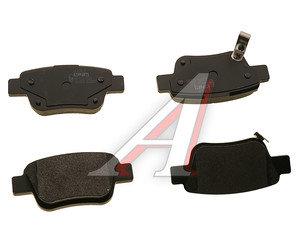 Колодки тормозные TOYOTA Avensis, Corolla (03-) задние (4шт.) NIPPARTS J3612030, GDB3337, 0446605010