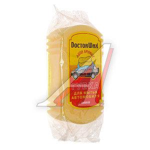 Губка DOCTOR WAX для мытья 12х25х7см HI-GEAR AGA DW8608