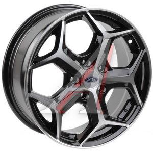 Диск колесный литой FORD Focus 2 R16 FO62 BFP REPLICA 5х108 ЕТ52,5 D-63,3