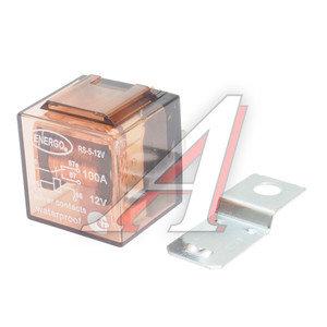 Реле электромагнитное 12V 5-ти контактное с кронштейном ENERGO Италия RS-5-12V
