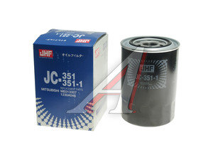 Фильтр масляный MITSUBISHI Pajero Classic (05-),Pajero 2 (94-),3 (00-),4 (07-) (JC-351-1) JHF ME013307, OC297