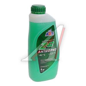 Антифриз зеленый -42С 0.946л Antifreeze Z42 AGA AGA048Z,