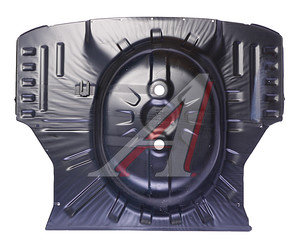 Панель ВАЗ-2190 пола задняя в сборе АвтоВАЗ 2190-5101040, 21900510104000, 21900-5101040-00