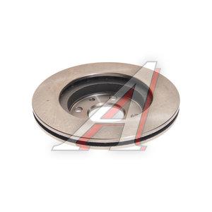 Диск тормозной ВАЗ-2110 вентилируемый 1шт. VALEO 297781, 2110-3501070