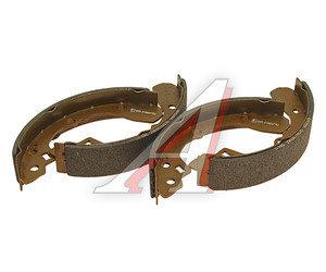 Колодки тормозные KIA Spectra (ИЖ),Shuma,Shuma 2,Sephia 2 задние барабанные (4шт.) FENOX BP53006, GS8692, 0K23N 26 38Z