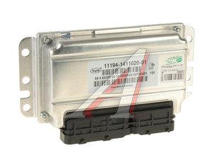 Контроллер ВАЗ-11194 М 73 ЭЛКАР № 11194-1411020-01, 419.3763 001-01