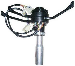 Переключатель подрулевой ВАЗ-2106 3-х позиционный, удлиненный в сборе ТОЧМАШ 12.3709, 21011-3709310-30