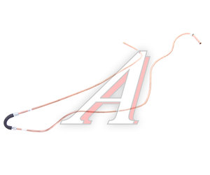 Трубка топливная МАЗ в сборе со шлангом длинная ОАО МАЗ 5551-1104492, 55511104492