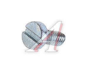 Винт М3х0.5х6 цилиндр под шлиц DIN84