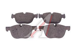 Колодки тормозные BMW X5 (E70),X6 (E71) передние (4шт.) OE 34116852253, GDB1726, 34114074370/34116778403