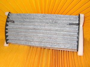 Фильтр воздушный салона ВАЗ-2108,09,99,14,15 угольный ЭКОФИЛ 2108-8122010 EKO-04.13, EKO-04.13,