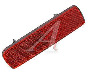Катафот ВАЗ-2111 бампера заднего правый ДААЗ 2111-3716138, 21110371613800