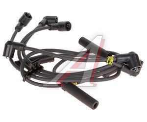 Провод высоковольтный ВАЗ-2108 комплект силикон карб. SLON 2108-3707080, 2108-3707080 SLON, 2108-3707080-10