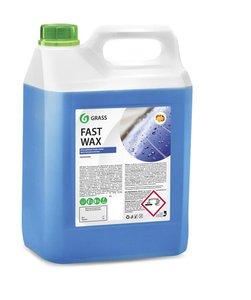 Средство Быстрая Сушка Воск FAST WAX 5кг GRASS GRASS, 110101