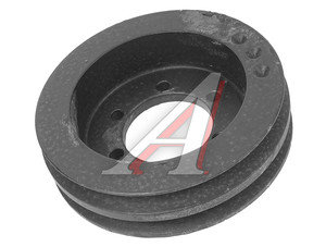 Шкив ГАЗ-3302 Бизнес дв.УМЗ-4216 ЕВРО-3 ГБО коленвала привода вентилятора УМЗ 4216.1005074