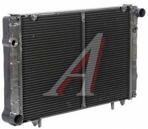 Радиатор ГАЗ-2217,33021 медный 2-х рядный Н/О ШААЗ 330242-1301010, 330242-1301010-01