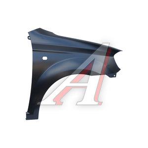 Крыло CHEVROLET Aveo седан (06-) переднее правое (с повторителем) OE 95198266