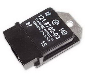 Реле регулятор напряжения ВАЗ-2101 Н/О ЭМ 121.3702-03, 2101-3702000