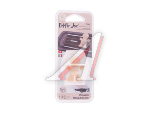 Ароматизатор на дефлектор (маракуйя) фигура Little Joe масло твердое 35г SUPAIR DRIVE 7640125388299