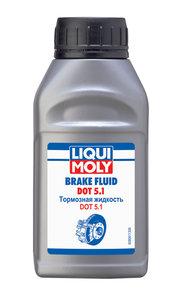 Жидкость тормозная DOT-5.1 0.25л LIQUI MOLY LM 8061/3092, 84283