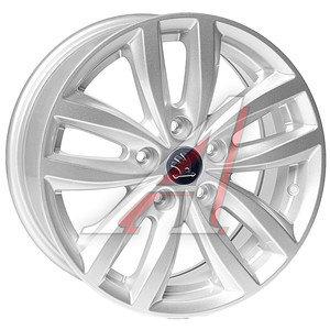 Диск колесный литой SKODA Superb (08-),Yeti R16 SK64 S REPLICA 5х112 ЕТ45 D-57,1