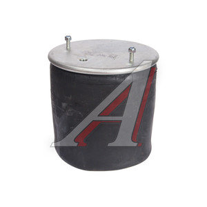 Пневморессора BPW (с металлическим стаканом,2шп.M12,1отв.штуц.M22х1.5мм) BLACKTECH RML7992C, 881MB