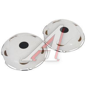 Колпак ступицы MAN MERCEDES передний пластик (R19.5) комплект 2шт. JK209412