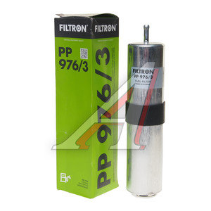Фильтр топливный BMW 1 (E82,E87,E88),3 (E91,E92,E93),X1 (E84) FILTRON PP976/3, KL763D, 13327823413