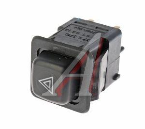 Выключатель кнопка ВАЗ-08-09 аварийной сигналиции АВАР 375.3710-01.03 12V, 375.3710-01.03М