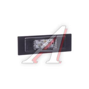 Фонарь освещения знака номерного BMW 1 (07-) левый/правый TYC 15-A213-00-9B, 63267193294