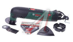 Инструмент универсальный 190Вт 15000-21000кол./мин. (кейс,комплект насадок) BOSCH PMF 190 E, 0603100520