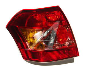 Фонарь задний TOYOTA Corolla хетчбек (04-) правый TYC 11-A763-01-2B, 212-19K4R-UE, 81551-02300
