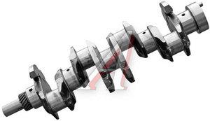 Вал коленчатый ЗИЛ-5301,ПАЗ-4230 (конус) ЕВРО-2 под 2 или 3 шпонки (7 отверстий) ММЗ 245.9-1005015, 245.9-1005015У