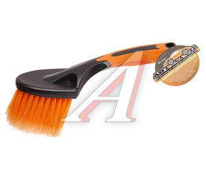Щетка для мытья автомобиля с мягкой щетиной 25см АВТОСТОП AB-1836
