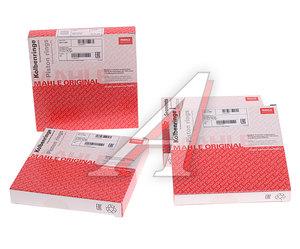 Кольца поршневые ВАЗ-2101 d=76.8 комплект (4 шт.) MAHLE 00856N3, 2101-1000100-32