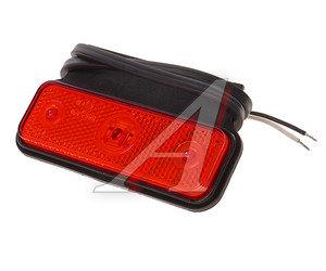 Фонарь габаритный FT-4 светодиодный c кронштейном красный FRISTOM FT-4 C+K LED