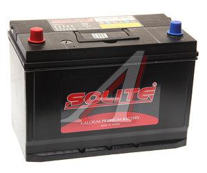 Аккумулятор SOLITE 95А/ч 6СТ95 115D31R, 115D31R