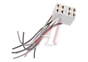 Разъем выключателя клавиши с проводами ВК343-К, КЛ056-1В