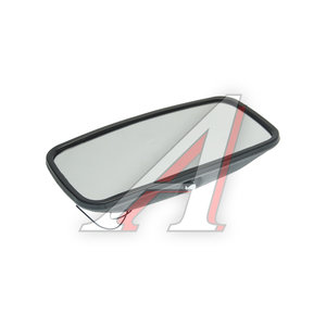Зеркало боковое КАМАЗ,МАЗ,УРАЛ основное сферическое с подогревом 365х180мм 24V V6(ZL-018H), 024101