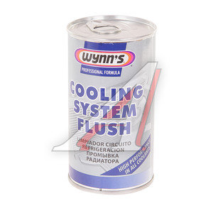 Промывка системы охлаждения WYNN'S COOLING SUSTEM FLUSH 325 WYNN'S 45944, 45944