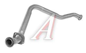 Труба приемная глушителя ГАЗ-66 правая СОД 66-1203210, 66-01-1203210-11