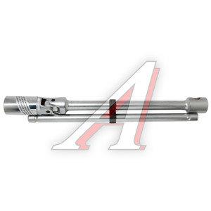 """Ключ свечной карданный 21мм L=300мм 1/2"""" 12-ти гранный магнитный FORCE F-807430020.6UM"""