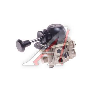Кран BPW DAF MERCEDES ручного управления пневмоподвеской прицепа (версия KNORR) TRUCKTECHNIC TT6003001, 4630320200