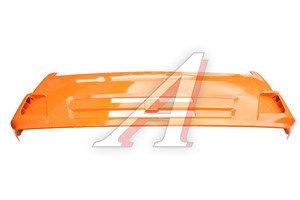 Панель КАМАЗ облицовки радиатора интегральная (рестайлинг) (оранжевый) ТЕХНОТРОН 6520-8401010-60