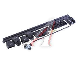 """Багажник CHEVROLET Cruze хетчбек (11-) прямоугольный, сталь комплект L=1200см """"LUX"""" 694340 МУРАВЕЙ, 694340"""