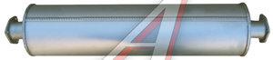 Глушитель ГАЗ-3309,4301 Баксан 3309-1201008П, 3309-1201010