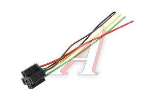 Колодка разъема сигнализации 220мм (диодная защита) с 5-ю проводами АЭНК 025 906 231, 9016СБ5(аз)